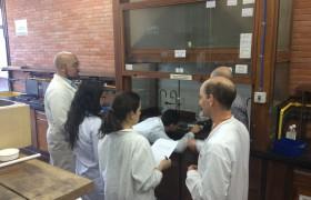 Prácticas de laboratorio en el INQUIMAE
