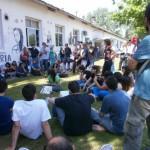 Defensa de tesis de la Maestría en Derechos Humanos