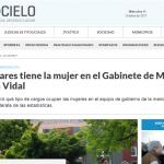 <i>Infocielo</i> cita un informe del Observatorio de las Elites Argentinas del IDAES