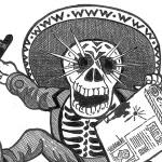 Día de los Muertos: Homenaje a periodistas asesinados en América Latina