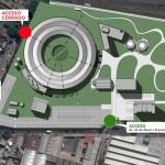 Cambio de acceso al Campus Miguelete