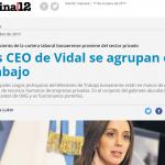 <i>Página/12</i> citó el último informe de investigación del Observatorio de las Elites Argentinas