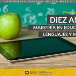 Diez años de la Maestría en Educación, Lenguajes y Medios