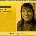 Viviana Mancovsky en la Universidad Federal de Bahía