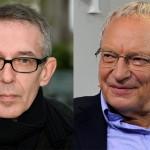 """Ulrich Peltzer y Uwe Timm: """"El inevitable narrar. Literatura para una vida mejor"""""""