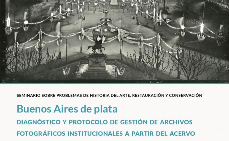Seminario Buenos Aires de plata