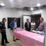 El subsecretario de Energía Nuclear visitó el CEUNIM