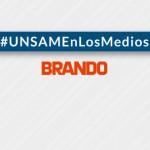 <i>Brando</i> entrevistó a Jerónimo Batista Bucher