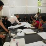 Se realizó el primer encuentro del Taller Proyectual con la CTEP