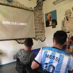 Alumnos de la Escuela Secundaria Técnica presentaron un cortometraje en el CUSAM