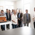 Directivos de la Fundación UOCRA visitaron el Aula de Tecnología del IA