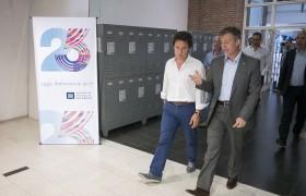 Gabriel Sánchez Zinny y Carlos Greco