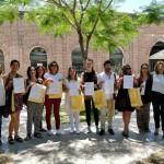 Entrega de certificados de la Diplomatura en Contextos de Encierro