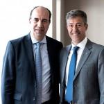 Marcelo Paz fue reelecto decano de la Escuela de Economía y Negocios