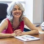 """Susana Levy: """"La Universidad debe ser un lugar desde el que se pueda pensar y hacer un mundo mejor"""""""