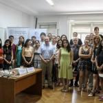 Profesores de las universidades de Graz y Pretoria ofrecieron seminarios en la UNSAM