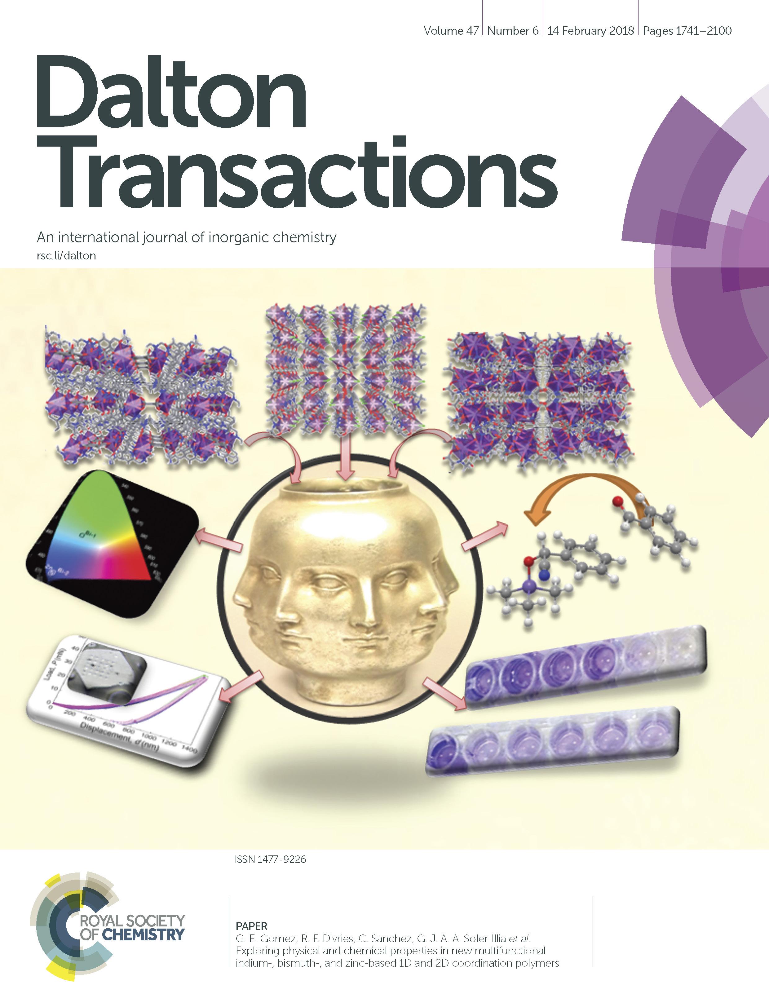cover-dalton-transactions-g-e-gomez-et-al