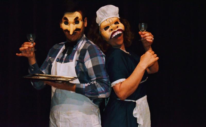 diplomatura en máscaras