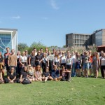 UNSAM welcomes a new group of Scandinavian students