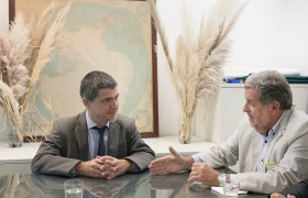 Rodolfo Sánchez y Jorge Elustondo