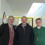 La UNSAM dialoga con centros europeos de investigación espacial