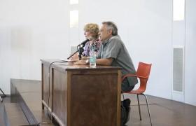 Claudio Ferrari y Graciela Runge