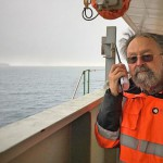 David Walton disertará sobre ciencia y política en la Antártida