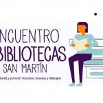 Primer Encuentro de Bibliotecas de San Martín en la UNSAM