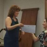 Una becaria doctoral del IDAES fue premiada por su tesis de Maestría