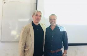 Juan Lo Bianco y Claudio Ferrari