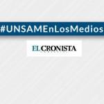 Columna de Nicolás Diana Menéndez en <i>El Cronista</i>