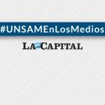 Entrevista a Alexandre Roig en <i>La Capital</i> de Rosario