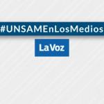 Entrevista a Marcelo Cavarozzi en el diario <i>La Voz</i>