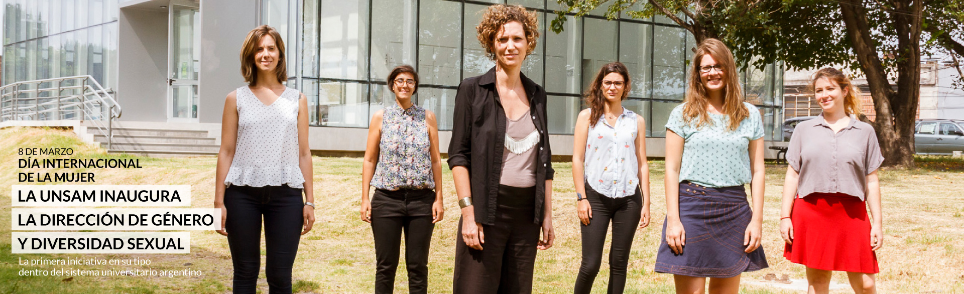 Lanzamiento de la Dirección de Género y Diversidad Sexual