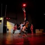 El Área de Artes Circenses inauguró su ciclo lectivo con la Gran Gala de Circo