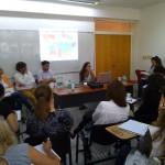 """Se realizó la mesa-debate """"Estrategias de abordaje para la eliminación de la violencia"""""""