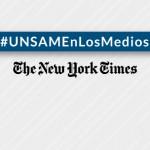 Vanesa Vásquez Laba fue consultada por <i>The New York Times</i>