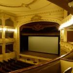 Becarios de Arquitectura relevaron el Teatro Coliseo de Zárate