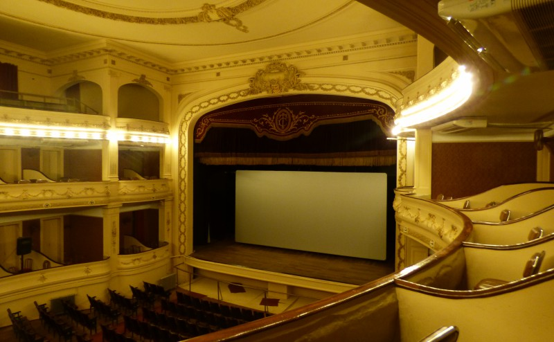 Teatro Coliseo Zárate