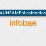 Entrevista en <i>Infobae</i> a dos graduados del CUSAM