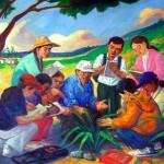 "Charla: ""Buenas prácticas de docentes rurales en México"""