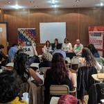 """Se realizó el conversatorio """"Participación política de las mujeres, género y diversidades"""""""