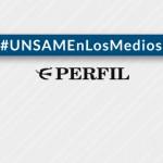 <i>Perfil</i> reseñó un libro de UNSAM Edita