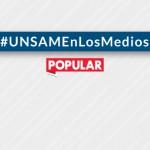 <i>Diario Popular</i> destacó el trabajo de restauración UNSAM de la obra de Pío Collivadino