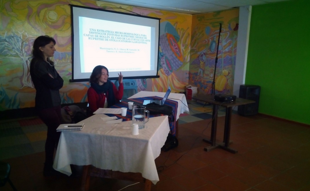 Integrantes de TAREA IIPC en Tucumán