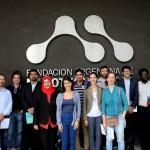 Expertos mundiales en fotoelectroquímica visitaron el Campus Miguelete