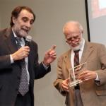 José Emilio Burucúa recibió el Premio de la Crítica por su autobiografía <i>Excesos lectores, ascetismos iconográficos</i>