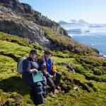 Investigadoras del 3iA en la Campaña Antártica de Verano