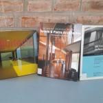 Claudio Ferrari donó una colección de libros de arquitectura a la Biblioteca Central
