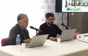"""Roberto Busnelli y Martin Capeluto, del IA, presentan el caso """"Sitio de Memoria ESMA"""""""